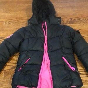 Girls Hawke & Co winter jacket size 10/12